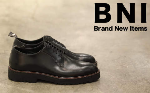 "BNI - Brand New Items ""WH - ダブルエイチ"""